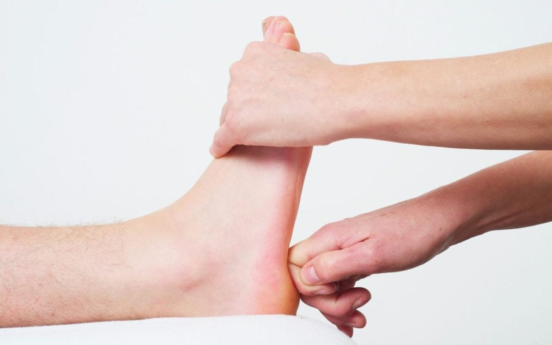Alan Richardson, Advanced Certified Advanced Rolfer Describes How Rolfing Can Help With Plantar Fasciitis